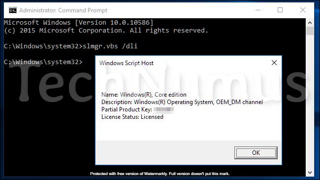 Activate Windows 10 Offline 1
