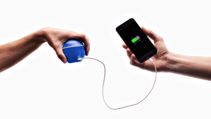 Charge Your Phone without Electricity