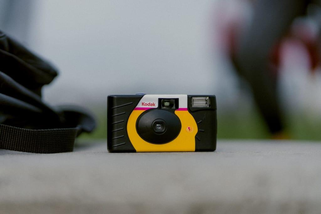 Disposable Camera Photos