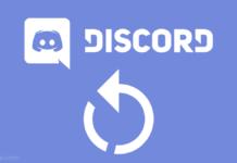 Restart Discord