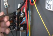 how to fix a stuck relay on ac unit
