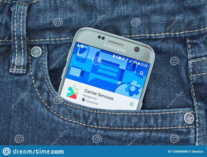 what is carrier services app