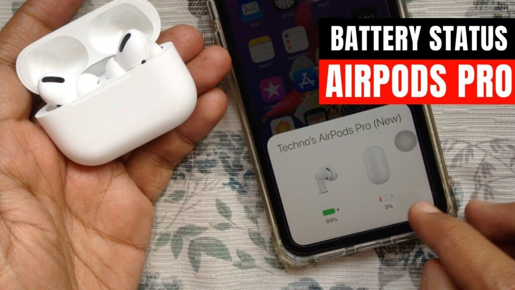 How To Check Airpod Battery